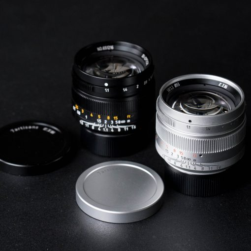7Artisans / DJ Optical 50mm f/1.1 lens