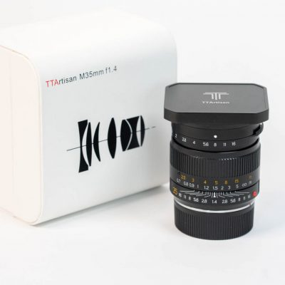 TTArtisan M35mm f.14